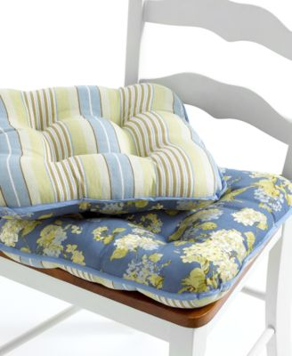Waverly Chair Cushions Paddock Shawl Collection