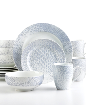222 Fifth Dinnerware, Zinnia 16 Piece Set
