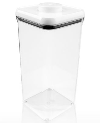 OXO Food Storage Container, 5.5 Qt. Large Square Pop