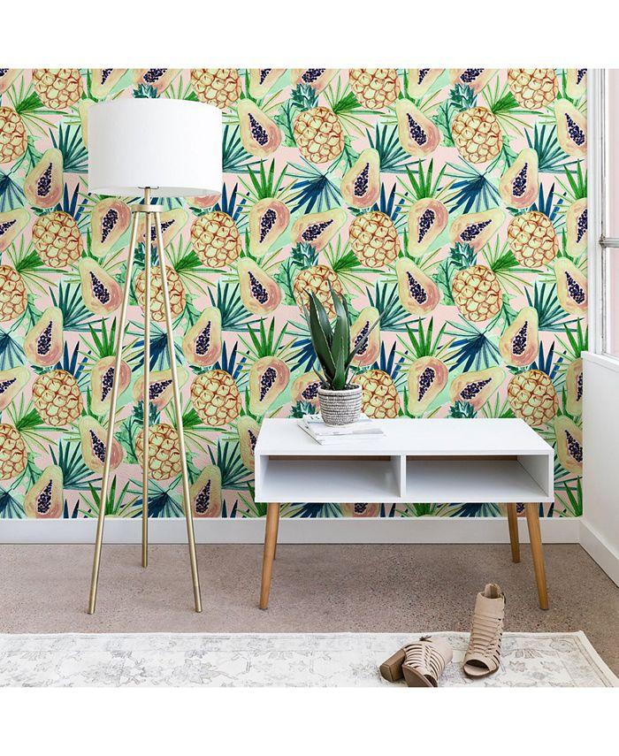 Deny Designs - Marta Barragan Camarasa Live the Summer Wallpaper