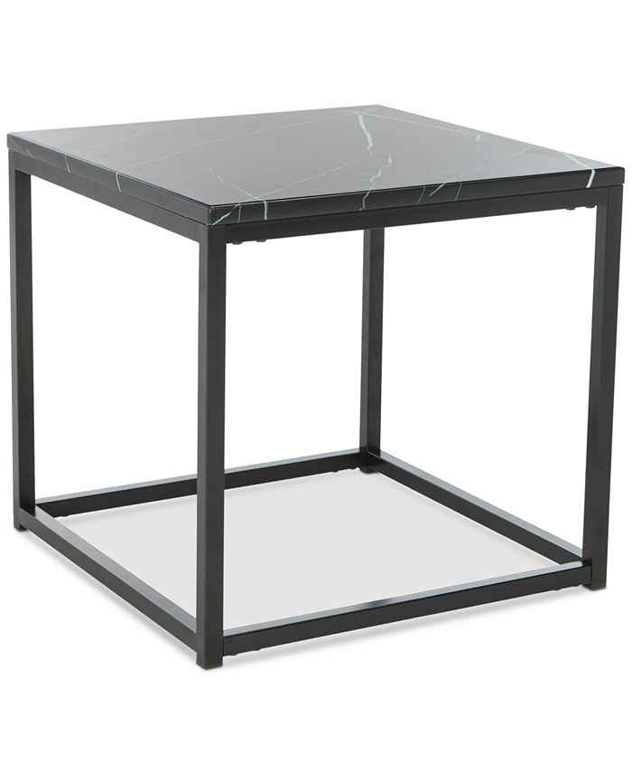 Safavieh - Baize End Table, Quick Ship
