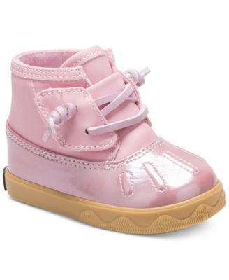 Sperry Baby Girls Ice Storm Duck Boots