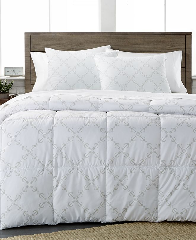 Tommy Hilfiger Home  Tommy Hilfiger Anchor Lattice Full/Queen Comforter