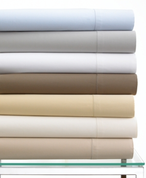 Hotel Collection Bedding, 600 Thread Count Extra Deep Queen Fitted Sheet Bedding