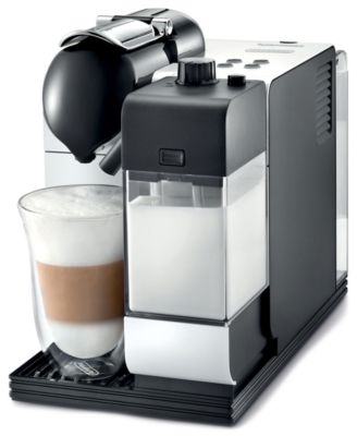 De'Longhi EN520 Espresso Maker, Lattissima Plus Single Serve