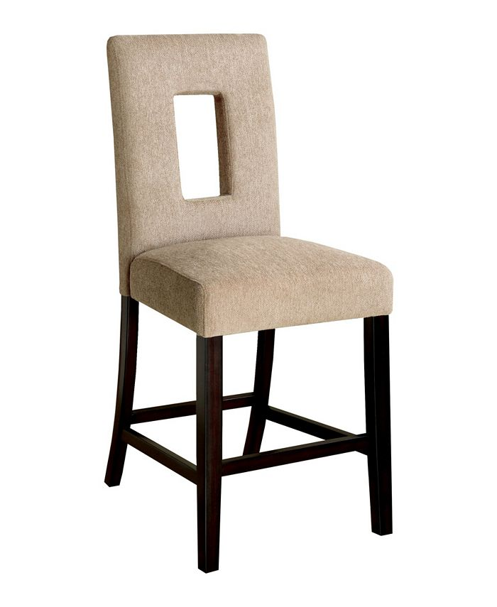 Furniture - Alfano Counter Stool (Set Of 2), Quick Ship