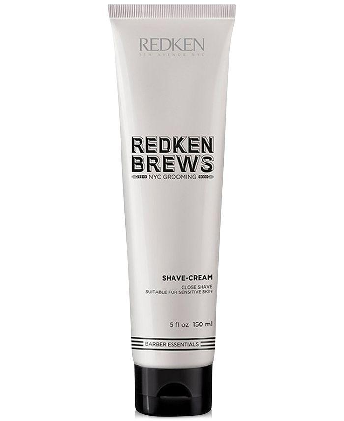 Redken - Brews Shave Cream, 5-oz.