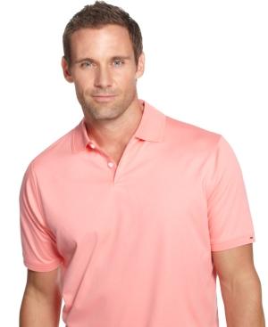 Calvin Klein Shirt, Big and Tall Liquid Cotton Polo Shirt