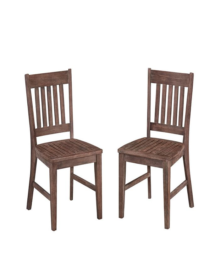 Home Styles - Morocco Side Chair Pair
