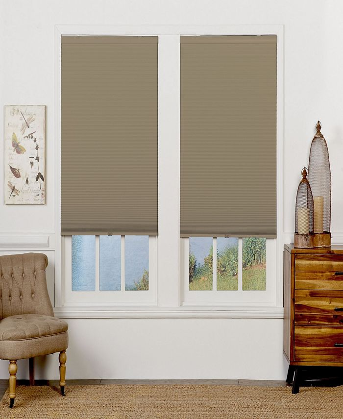 The Cordless Collection - Cordless Light Filtering Double Cellular Shade, 57.5x72