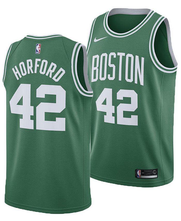 Boston Celtics #42 Al Horford NEWCity Edition Swingman Jersey