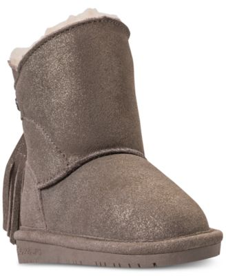 BEARPAW Toddler Girls' Mia Boots from