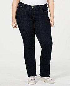 Levi's® Trendy Plus Size 415 Classic Bootcut Jeans