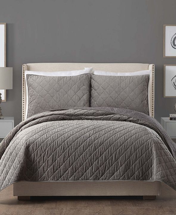 Ayesha Curry Cotton Velvet Bedding Collection