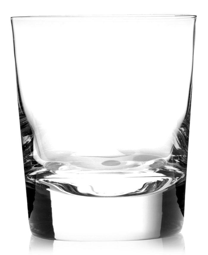 Luigi Bormioli - Glassware, Set of 4 Allegro Double Old Fashioned Glasses