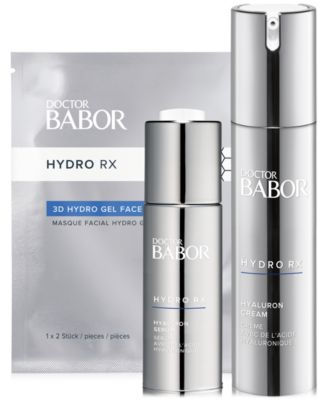 Hydro Rx 3D Hydro Gel Face Mask, 4-Pk.