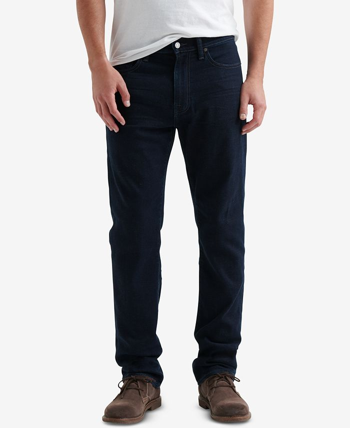 Lucky Brand - Men's 410 Athletic Slim-Fit Relaxed Jeans