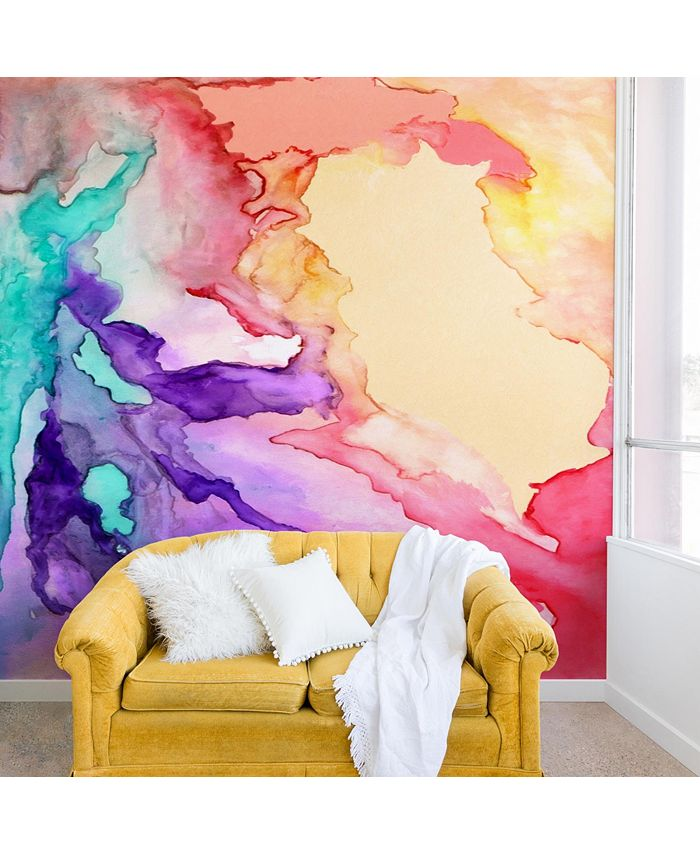 Deny Designs - Rosie Brown Color My World Wall Mural