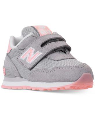 New Balance Toddler Girls' 515 Casual