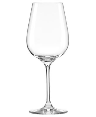 Lenox Stemware, Tuscany Classics Pinot Grigio Wine Glasses, Set of 4