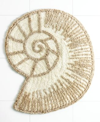 Avanti Bath, Hampton Shells Bath Rug