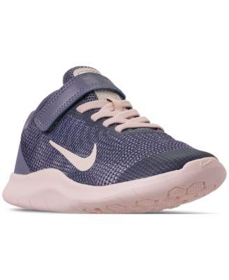 Nike Toddler Girls' Flex Run 2018