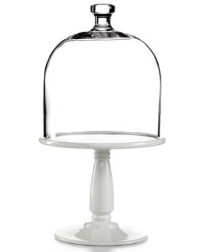 Martha Stewart Collection Serveware, Bell Jar Dome Cake Stand