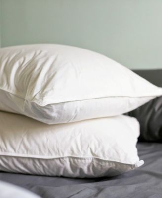 Luxe Down Filled Compartment 2-Pack of King Pillows, Firm