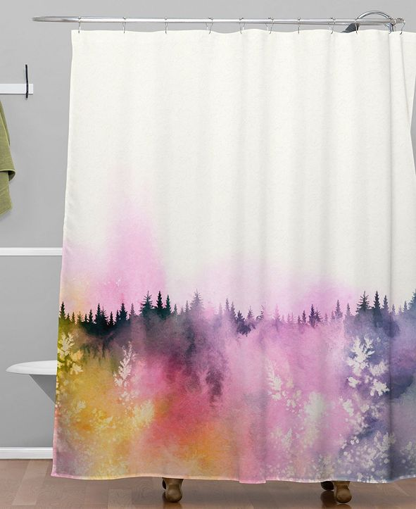 Deny Designs Iveta Abolina Dreaming of You Shower Curtain