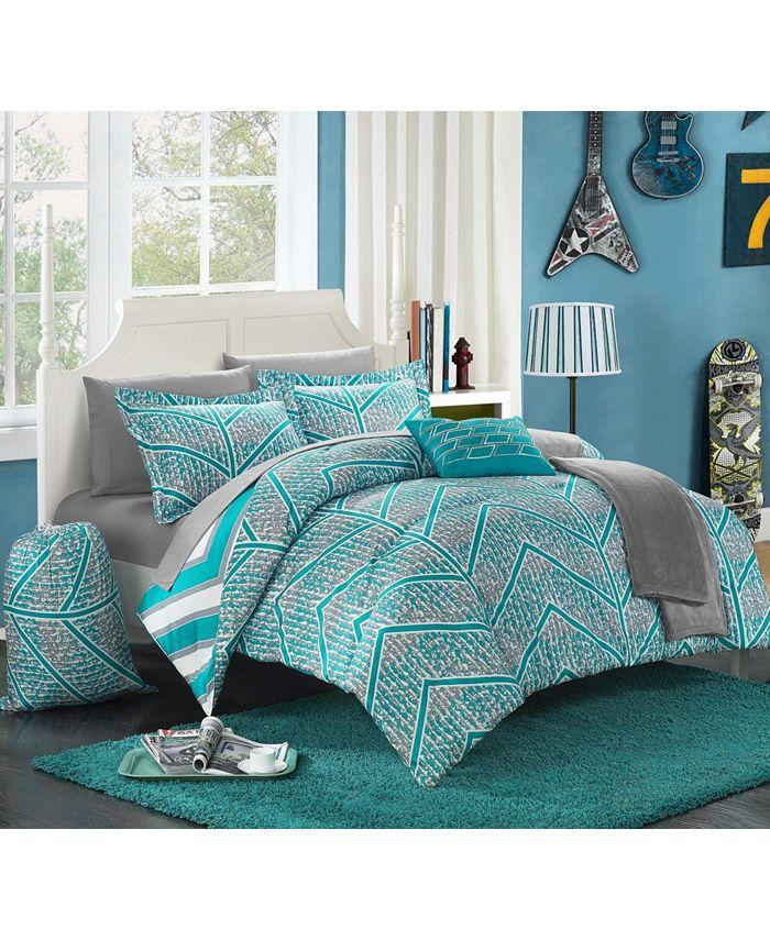 Chic Home - Laredo 10-Pc. Comforter Sets