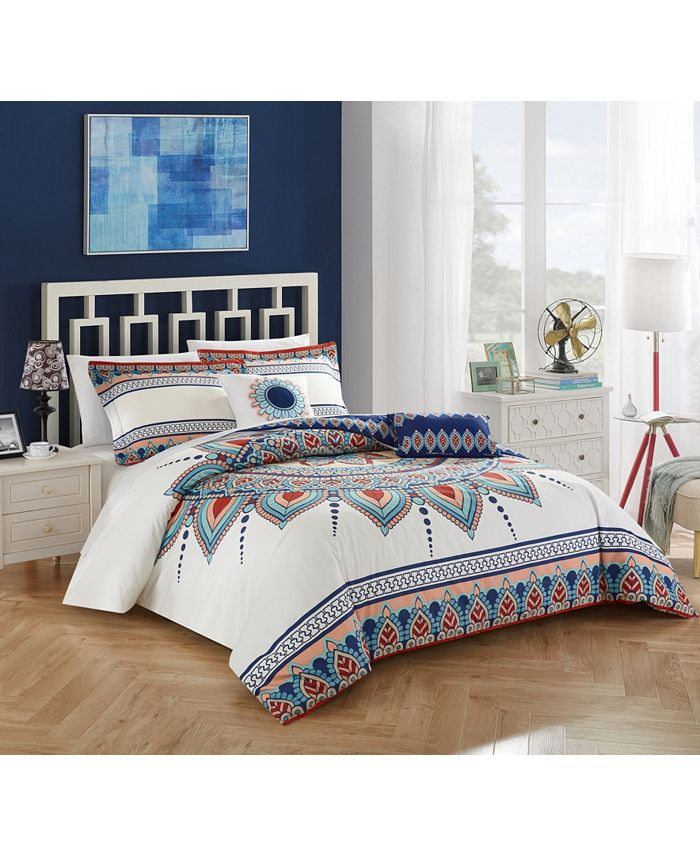 Chic Home - Bethany 5-Pc. King Comforter Set