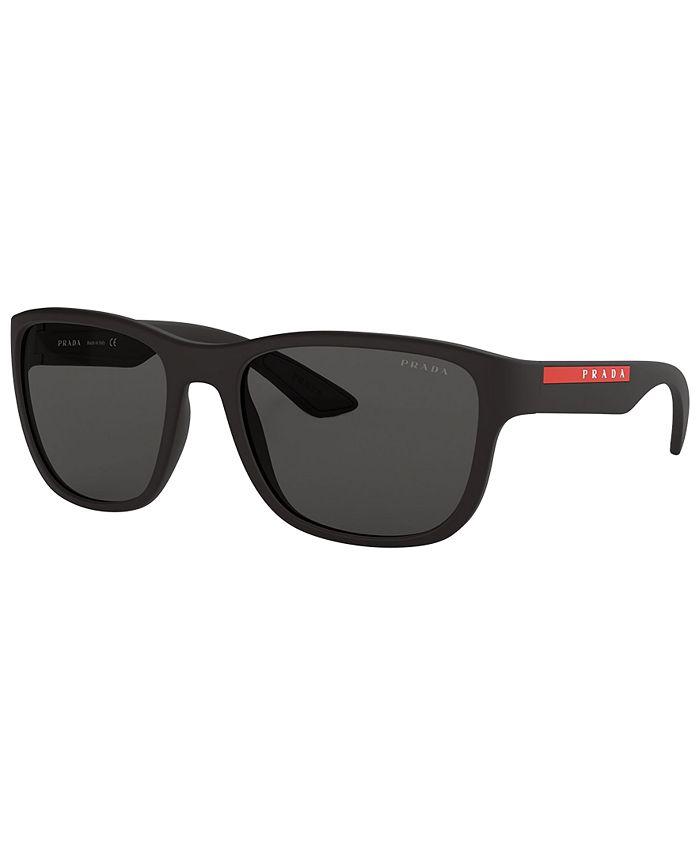 Prada Linea Rossa - Sunglasses, PS 01US 59