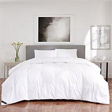 Regency Sateen 300 Thread Count Cotton Allergen Barrier  Down Alternative Comforter - Full/Queen
