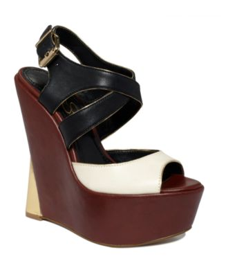 Jessica Simpson Shoes, Zeppa Wedge Sandals
