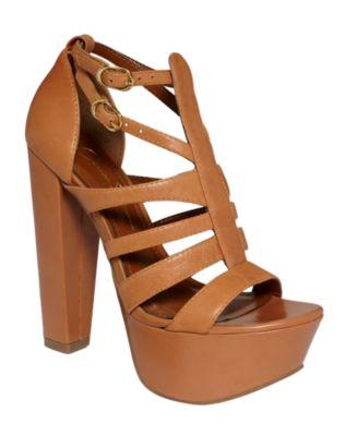 Jessica Simpson Shoes, Fawnna Platform Sandals