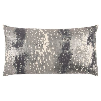 """14"""" x 26"""" Abstract Design Pillow Poly Filled"""