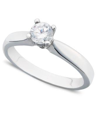 Artcarved Wedding Ring 50 Fresh Diamond Ring k White