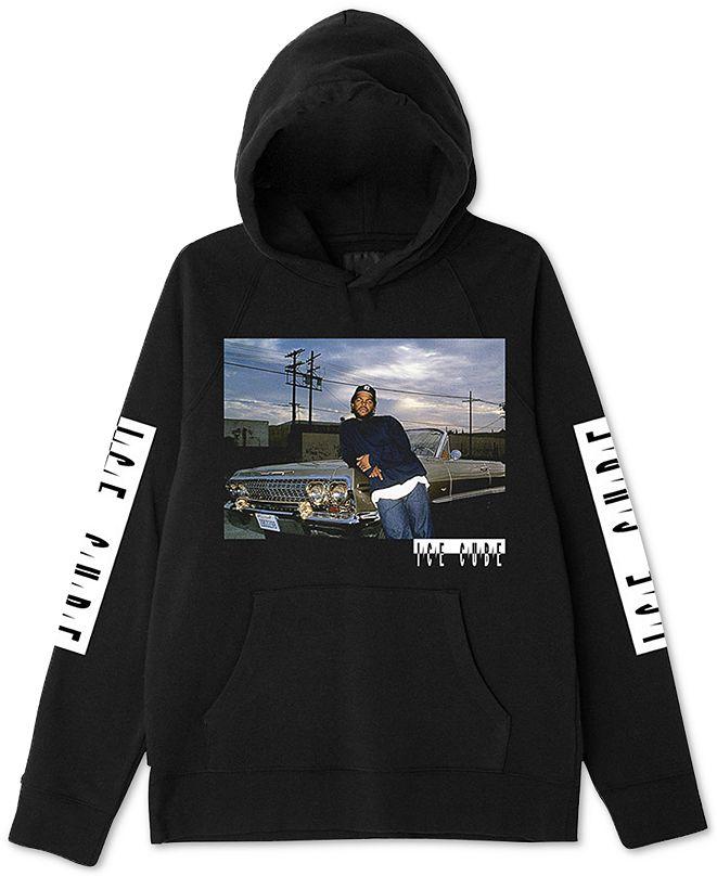 Merch Traffic Ice Cube Dough Boy Men's Graphic Hoodie