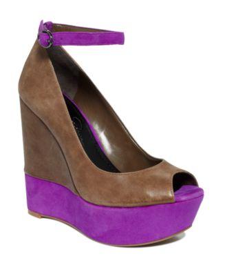 Jessica Simpson Shoes, Carrack Wedge Sandals