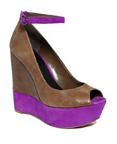 Jessica Simpson Shoes, Carrack Wedge Sandals