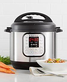 Instant Pot DUO60  7-in-1 Programmable Pressure Cooker 6-Qt.