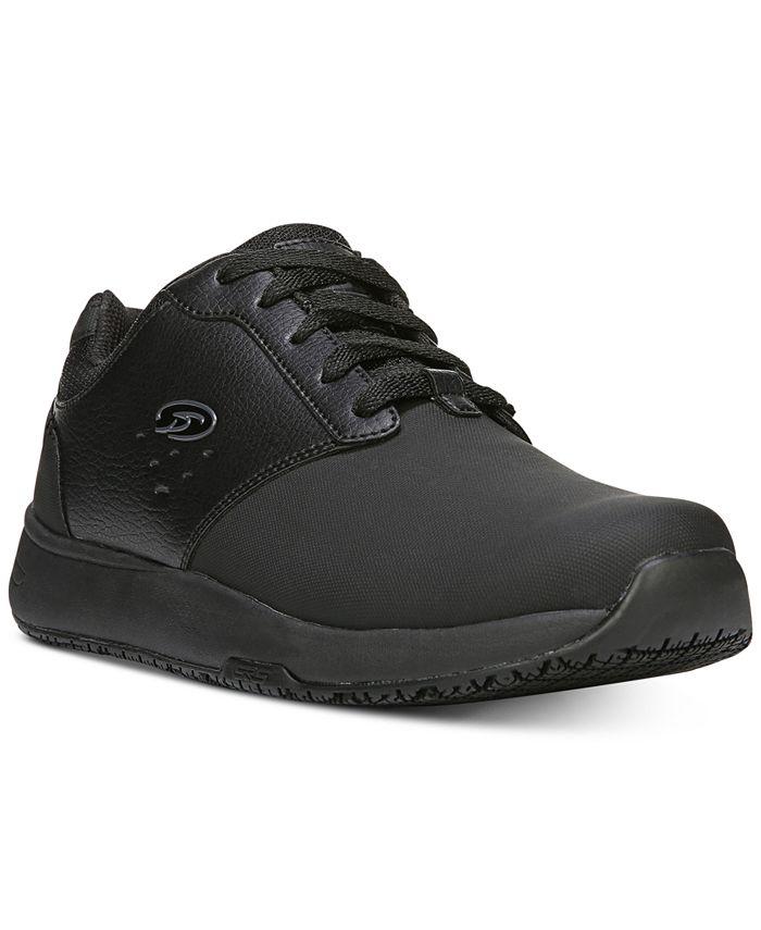 Dr. Scholl's - Men's Intrepid Oil & Slip Resistant Sneakers
