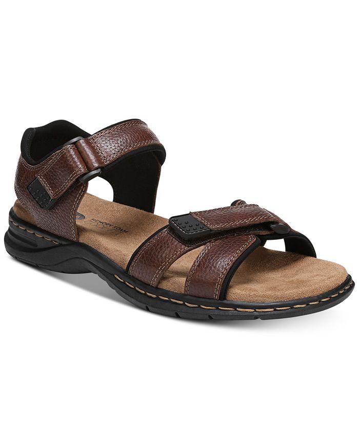 Dr. Scholl's - Men's Gus Leather Sandals