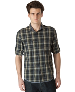 Calvin Klein Jeans Shirt, Plaid