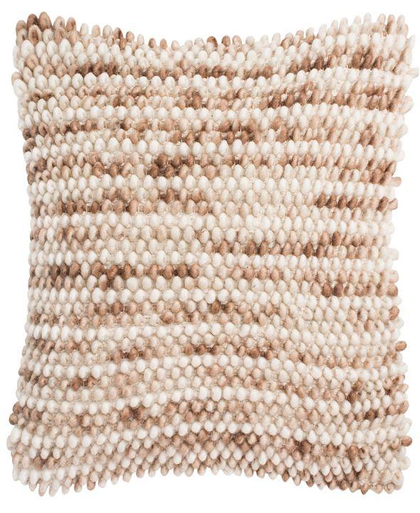 "Safavieh Pin Striped Loop 20"" x 20"" Pillow"
