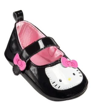 ABG Accessories Baby Shoes, Baby Girls Hello Kitty Mary Jane Shoes