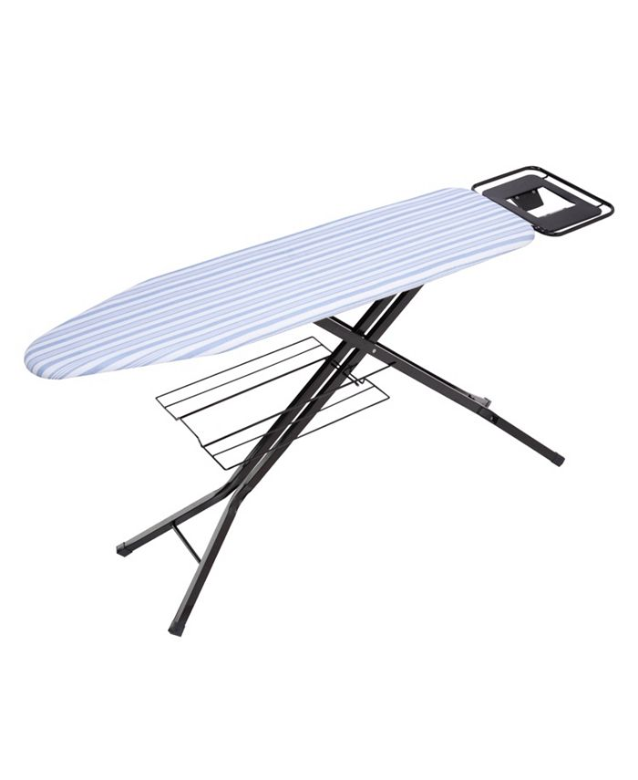 Honey Can Do - Adjustable Deluxe Ironing Board with Iron Rest