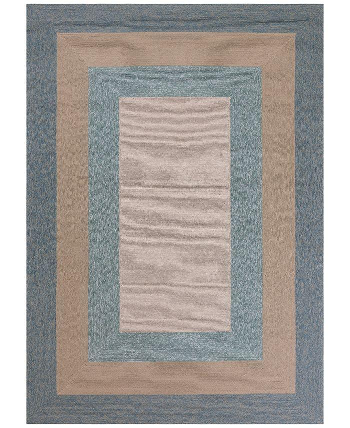 """Libby Langdon - Hamptons Highview 1'9"""" x 2'10"""" Indoor/Outdoor Area Rug"""