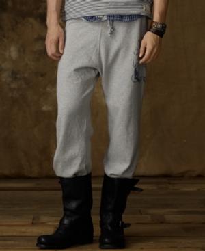 Denim & Supply Ralph Lauren Pants, Anchor Fleece Sweatpants