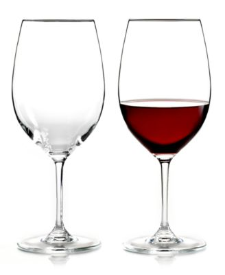 Riedel Wine Glasses, Set of 2 Vinum Cabernet Sauvignon & Merlot